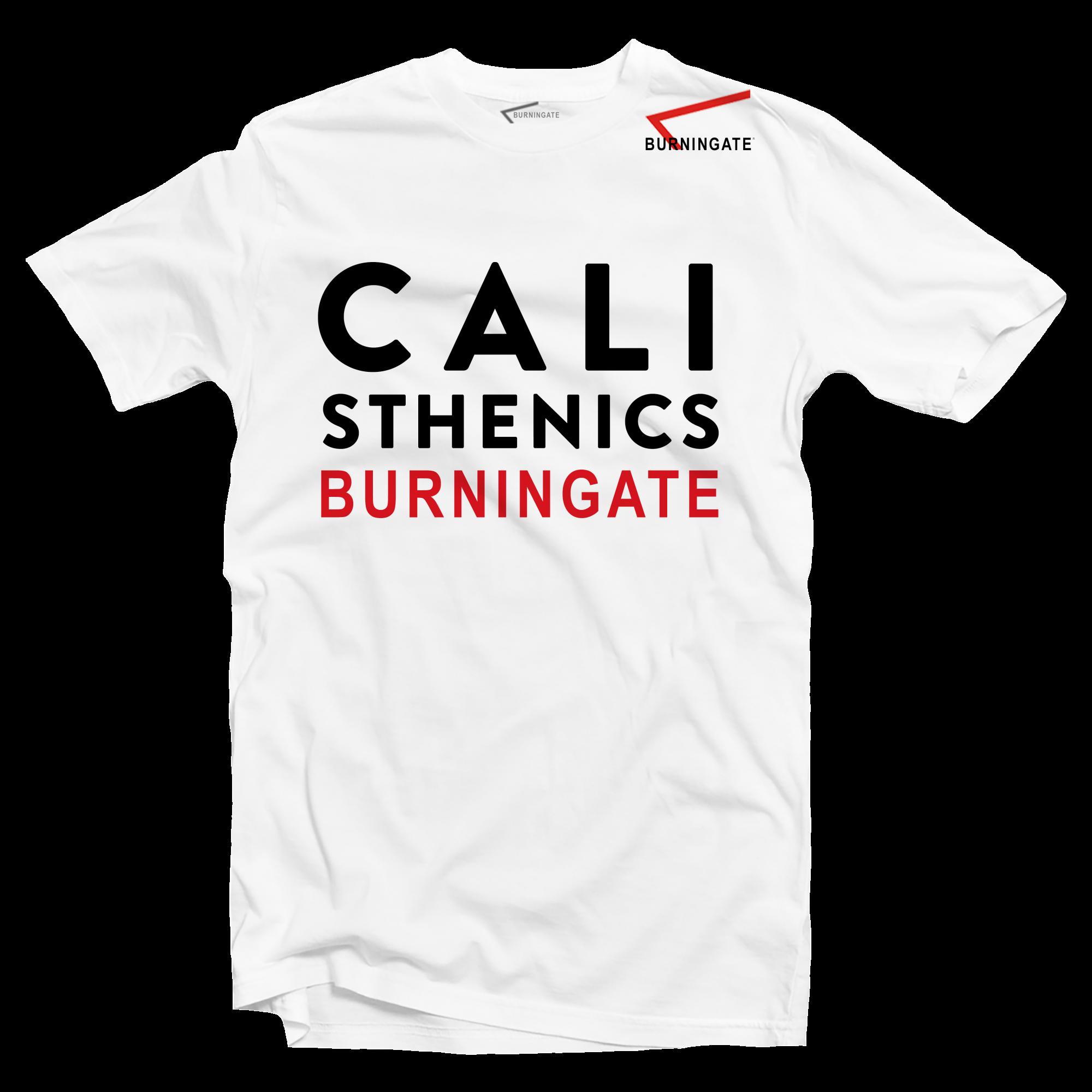 Top T-SHIRT CALISTHENICS MAN | Burningate Shop PU92