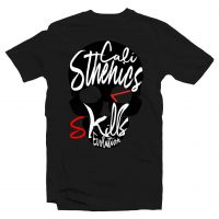 t-shirt Calisthenics SKills Fronte